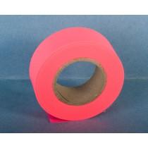 Trail Marker Tape ~ Glow Pink