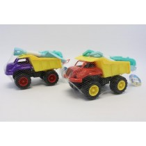 Beach Dump Truck with Tools ~ 7 piece set