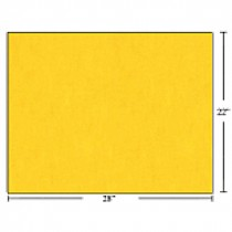 Bristol Board - Box of 50 Sheets ~ Fluorescent Orange