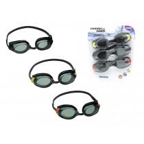Hydro Swim Youth (7+) Goggles ~ 3 per pack