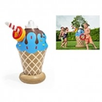 Inflatable Ice Cream Cone Water Sprinkler