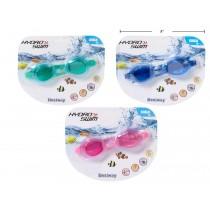 Hydro-Swim Colored Goggles ~ Child 3+