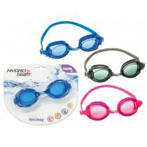 Hydro-Swim Colored Swim Goggles ~ Youth 7+