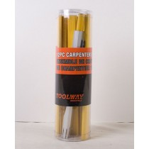 Carpenter Pencil Set ~ 12/pc