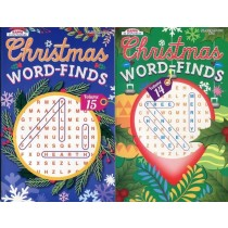 Christmas Word Find Puzzle Books ~ Digest Size