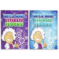 Ultimate Sudoku Puzzle Books