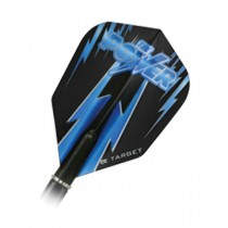 Target Power Vision-Edge Flights ~ Power - Blue & Black Standard