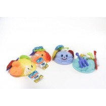 Sea Animal Molds with Tools ~ 5 piece set
