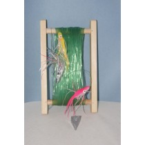 Cod Wooden Handline Reels
