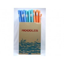 "Pool Noodle - 48"" x 2.5"" ~ 42 per display"