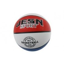 Basketball Multi-Colored - Rubber ~ Size 7 {Full size}