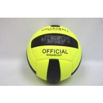 Neon & Black Volleyball - PVC ~ Size 5 {Full size}