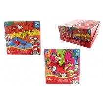 Jigsaw Puzzle - Dr. Suess ~ 24 pieces