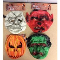 Halloween PVC Scary Masks