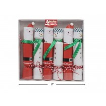 "Christmas Crackers - 6.5"" ~ 6 per pack"