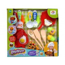 Kitchen Cooking Playset ~ 15 pieces