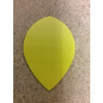 Polyester Flights ~ Yellow Pear