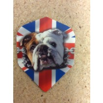 Dartworld Poly ~ Bulldog