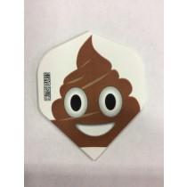 BD Flight ~ Poop Emoji