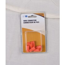 Twist-On Wire Connectors, Small #31 ~ Orange