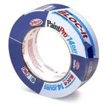 "Cantech PaintPro Bloc-It Blue 14 Day Masking Tape ~ 1-1/2"""