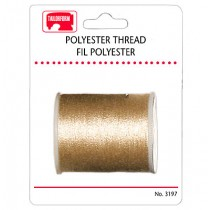 Sewing Thread - Carded ~ Beige