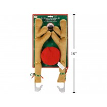 Christmas Felt Reindeer Car Decoration Set