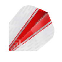 Target Vision Ultra Flight ~ White & Red