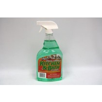 Kitchen and Bath Cleaner ~ 946ml Trigger Spray
