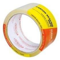 Cantech General Purpose Clear Packaging Tape