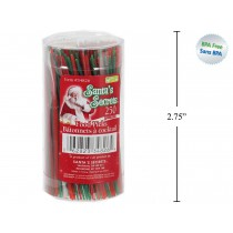 Christmas Plastic Food Picks ~ 250 per pack