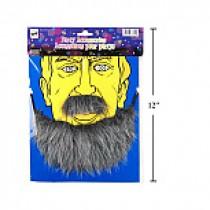 Halloween Beard & Moustache Set