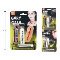 Halloween Make-Up Kit ~ 3 assorted