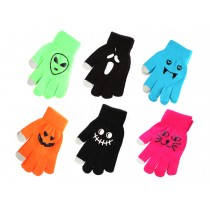 Halloween Kid's Touch Screen Gloves