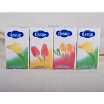 Pocket Tissues ~ 8 packs per package