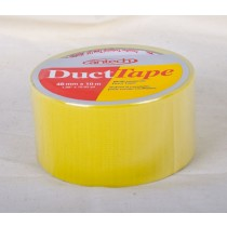 Cantech Colored Duct Tape ~ Yellow