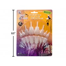 Pumpkin Teeth {Glow-in-the-Dark} ~ 18 per pack