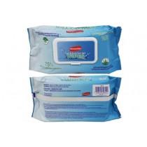 Antibacterial Sanitization Wipes - 75% Alcohol ~ 80 per pack