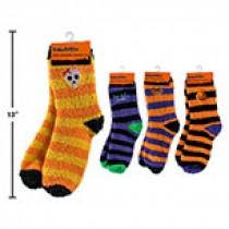 Halloween Ladies Ultra Soft Crew Socks