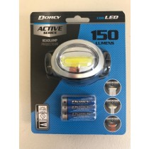 Dorcy LED Headlight w/Pivoting Head
