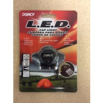 Dorcy LED Cap Light, 3 LED's