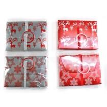 Christmas Gift Card Box ~ 2 per pack
