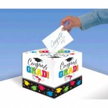 Grad Greeting Card Holder Box
