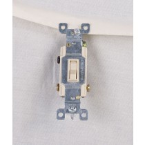 3-Way Switch ~ Ivory
