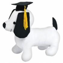 Grad Fabric Pup Autograph Plush
