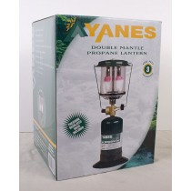Yanes Double Mantle Propane Lantern ~ 300W
