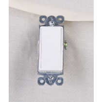Decorative 3-Way Switch ~ White