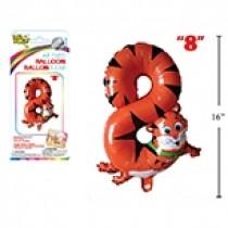 "Air Filled Balloon - 1"" ~ Cat #8"