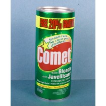 Comet w/Bleach Powder Cleaner ~ 480gr tin