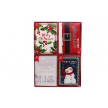 Christmas Traditional Boxed Cards ~ 10 per pack
